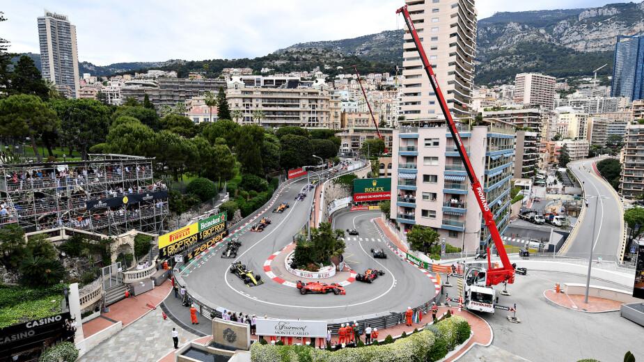 Gran Premio Mónaco Fórmula 1