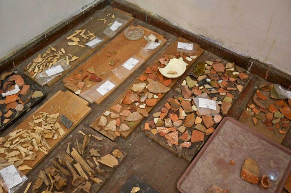 Descubren restos de una de las primeras casas españolas de México