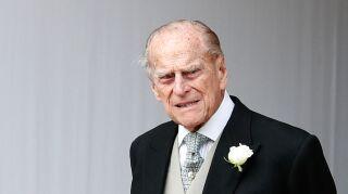 Felipe de Edimburgo, esposo de la reina Isabel, fue operado del corazón