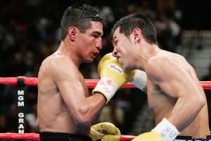 "Erik ""Terrible"" Morales vs Marco Antonio Barrera"