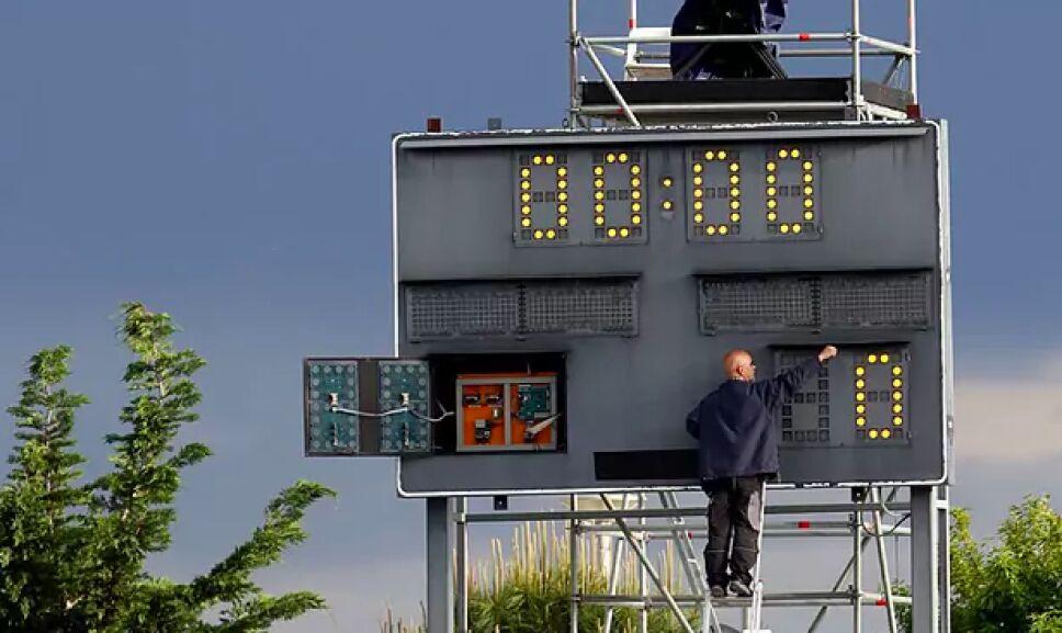 Real Madrid Estadio Alfredo Di Stéfano marcador