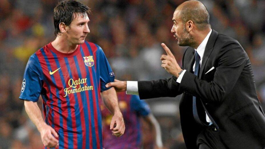 Messi ganaba los títulos de Barcelona, no Guardiola
