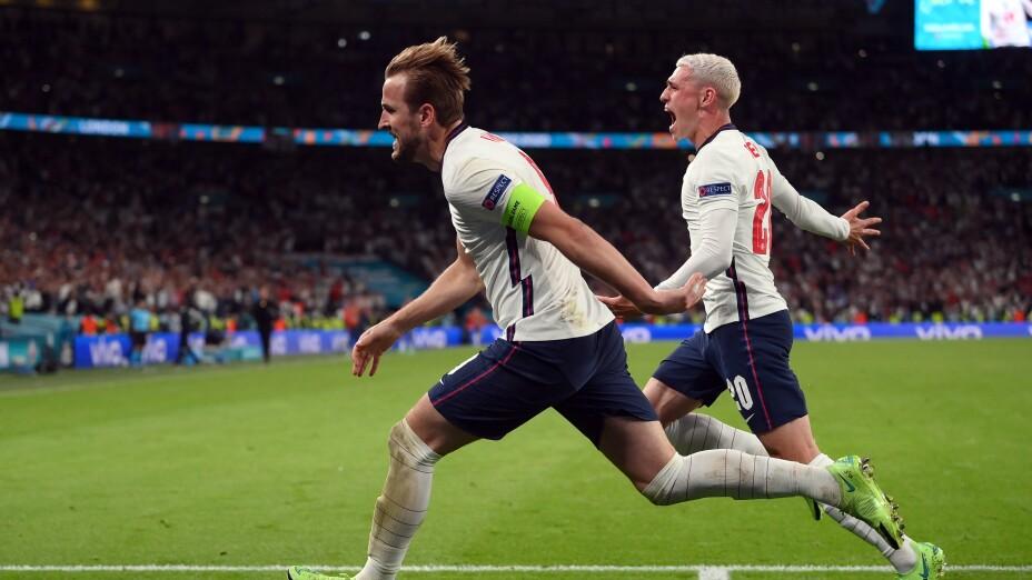 Euro 2020 - Inglaterra vs Dinamarca