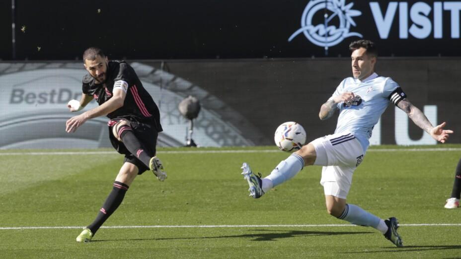 Celta vs Real Madrid