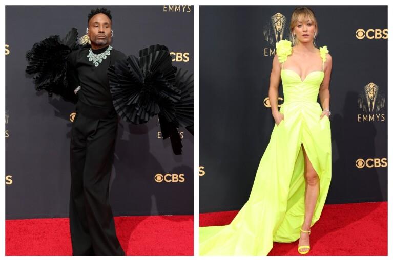 Emmy 2021: Estos son los mejores looks de la premiación