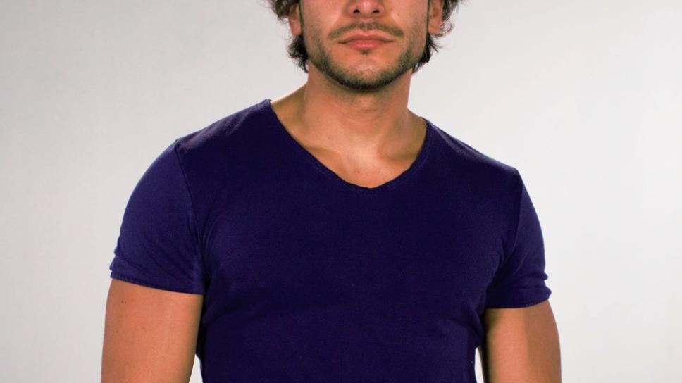 BORIS SÁNCHEZ, participante de Resistiré.