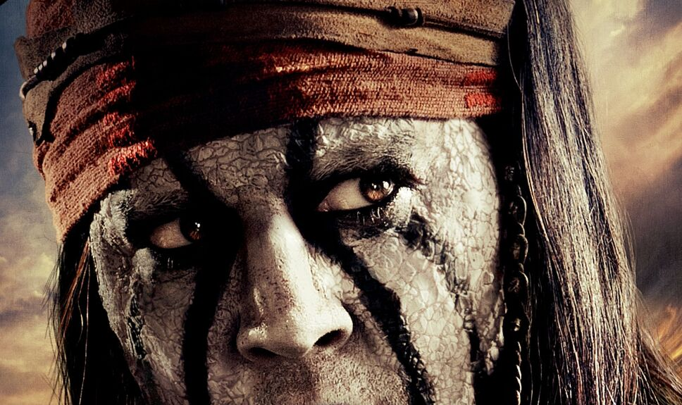 Johnny Depp como Toro en El Llanero Solitario
