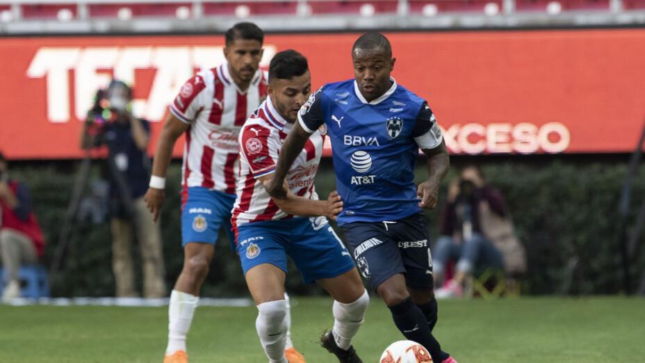 Chivas vs Rayados en vivo