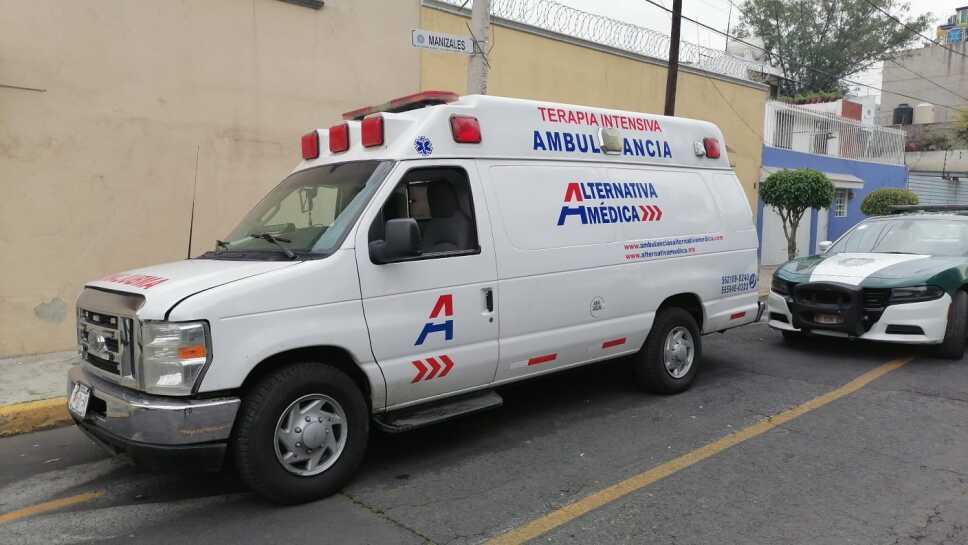 Detenidos por cometer  presunto abuso sexuala bordo de una ambulancia