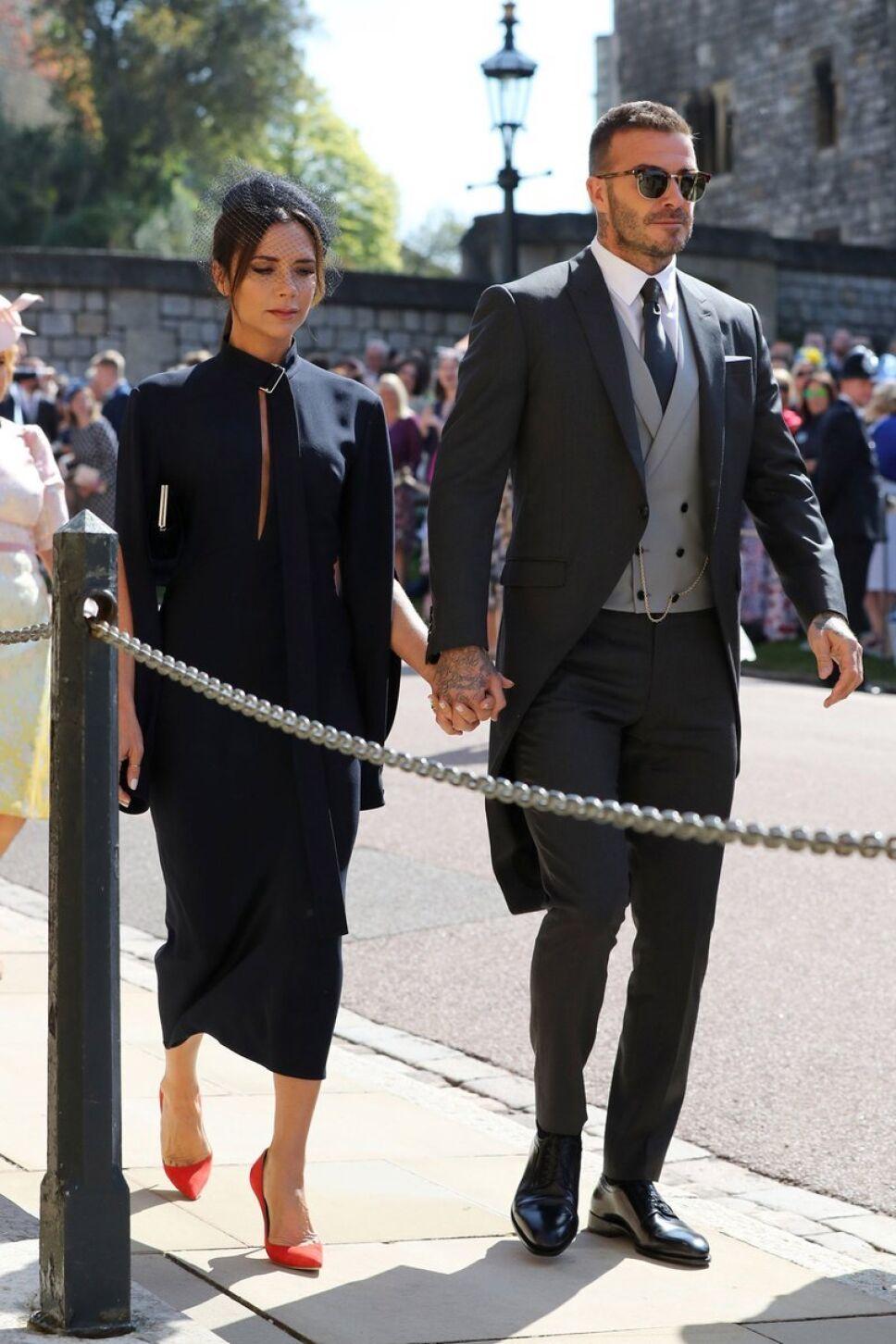 David y Victoria Beckham / Foto: Internet