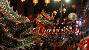 Festejos del Año Nuevo Chino