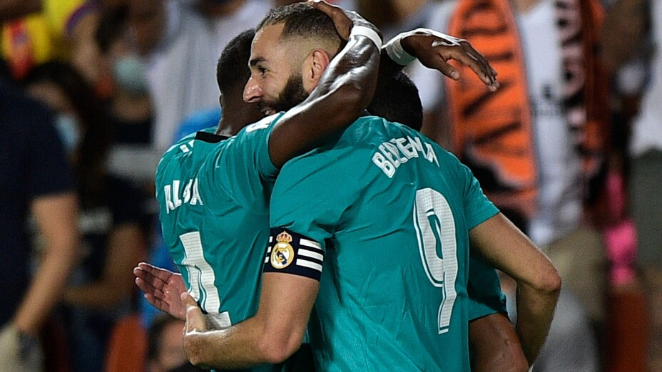LaLiga - Valencia v Real Madrid