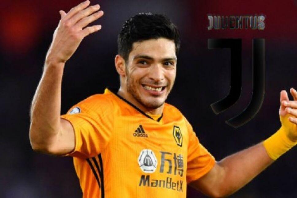Raúl Jiménez Juventus