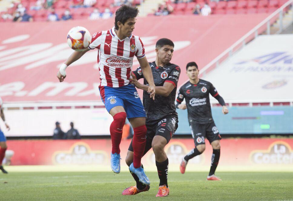 Chivas vs Xolos triunfo de Guadalajara