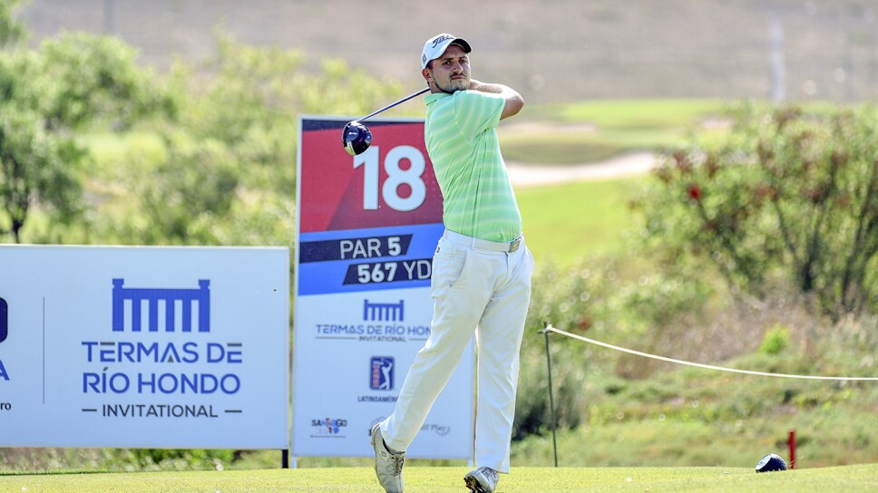 Termas de Rio Hondo Invitational - Round Two