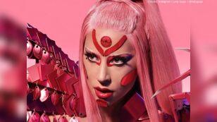 Lady Gaga anunció el estreno de su próxima canción.