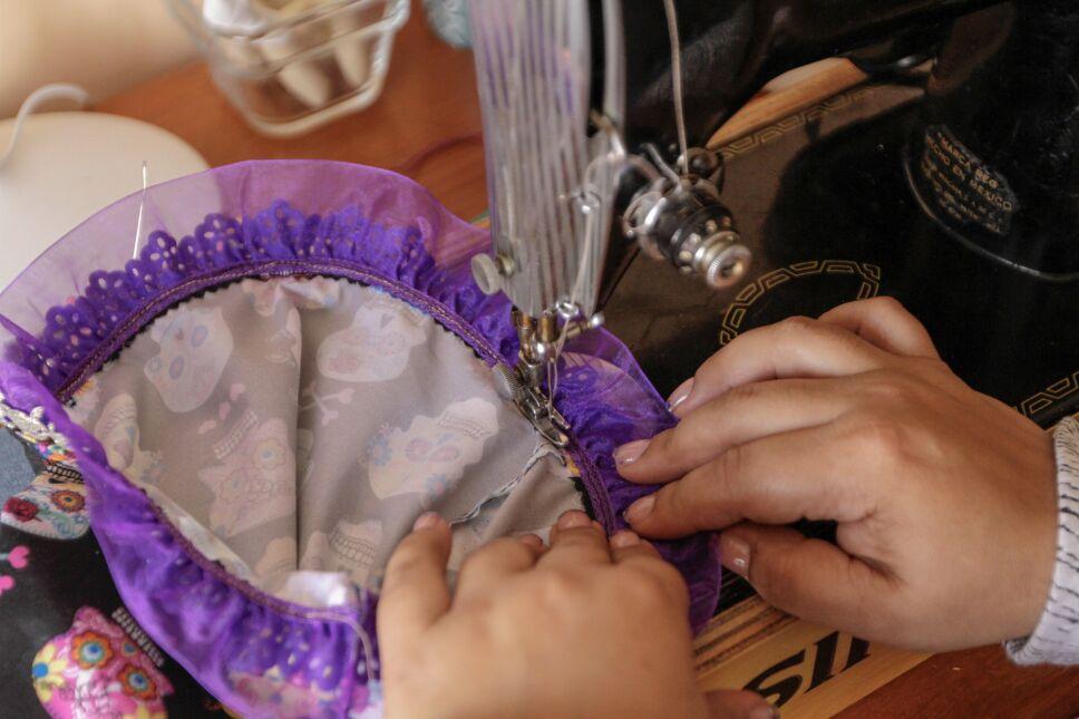 Muñecas artesanales chilangas, trascienden fronteras