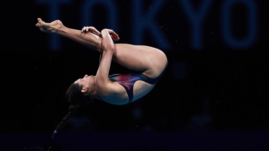 Gaby Agúndez   Juegos Olímpicos de Tokyo 2020'