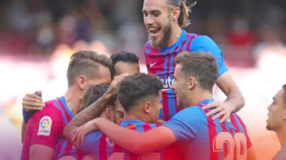 Barcelona mala racha Liga Champions League