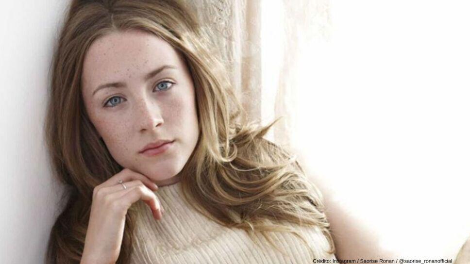 La actriz Saoirse Ronan competirá por el Oscar a Mejor Actriz