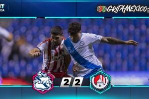 Puebla vs Atlético San Luis resumen