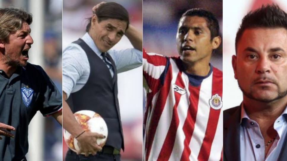Entrenadores Chivas