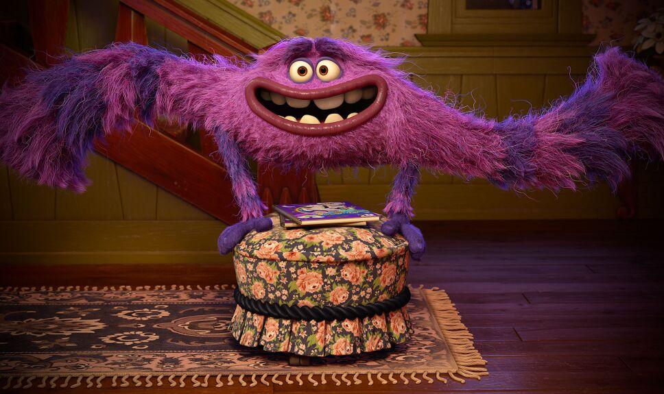 Disney lanza nuevo tráiler de Monsters University
