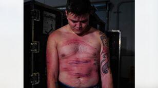 Dominik Mysterio lucha libre