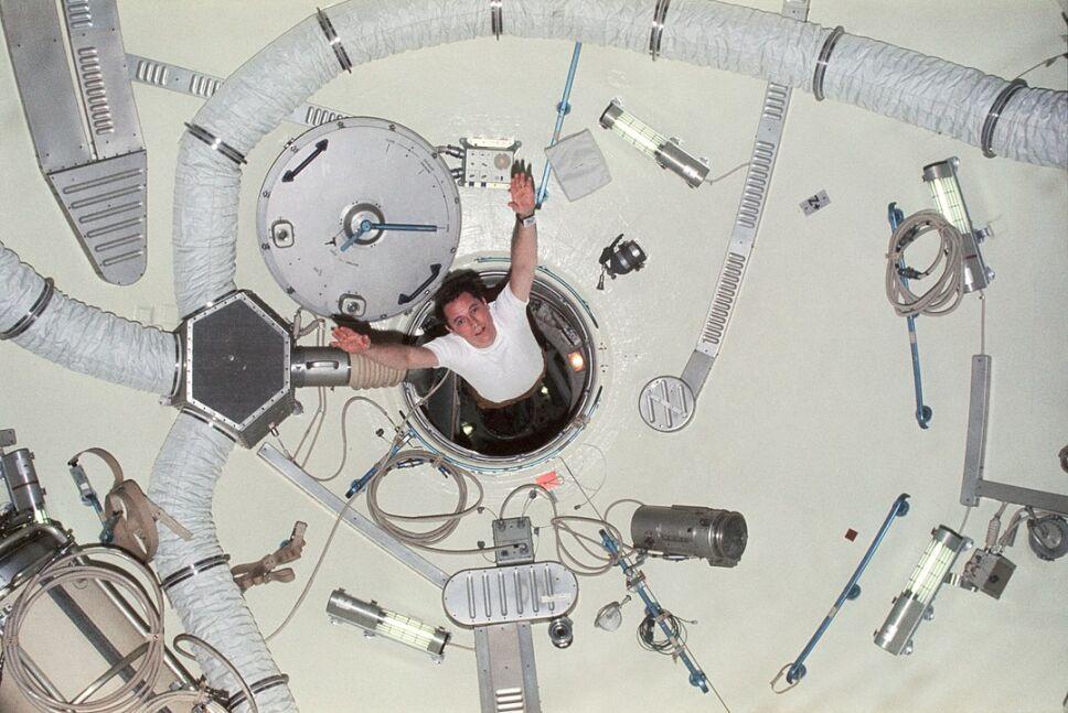 Huelga, Espacio, Skylab 4.jpg