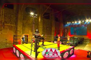 Lucha Azteca AAA mejores momentos