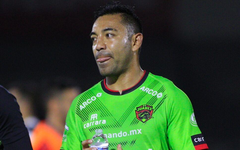 Marco Fabián Chivas