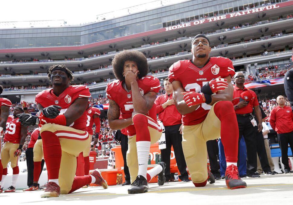 ¿El regreso de Colin Kaepernick a la NFL?