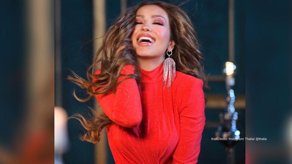 Thalía envió un poderoso mensaje de amor propio a sus fans: los invitó a  dejar a un lado los filtros de Instagram.