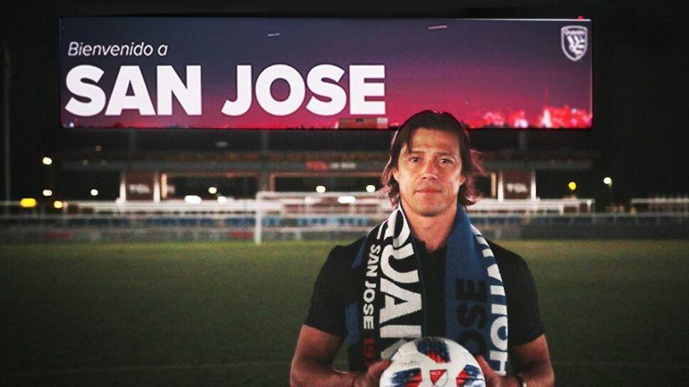 Matías Almeyda San José MLS