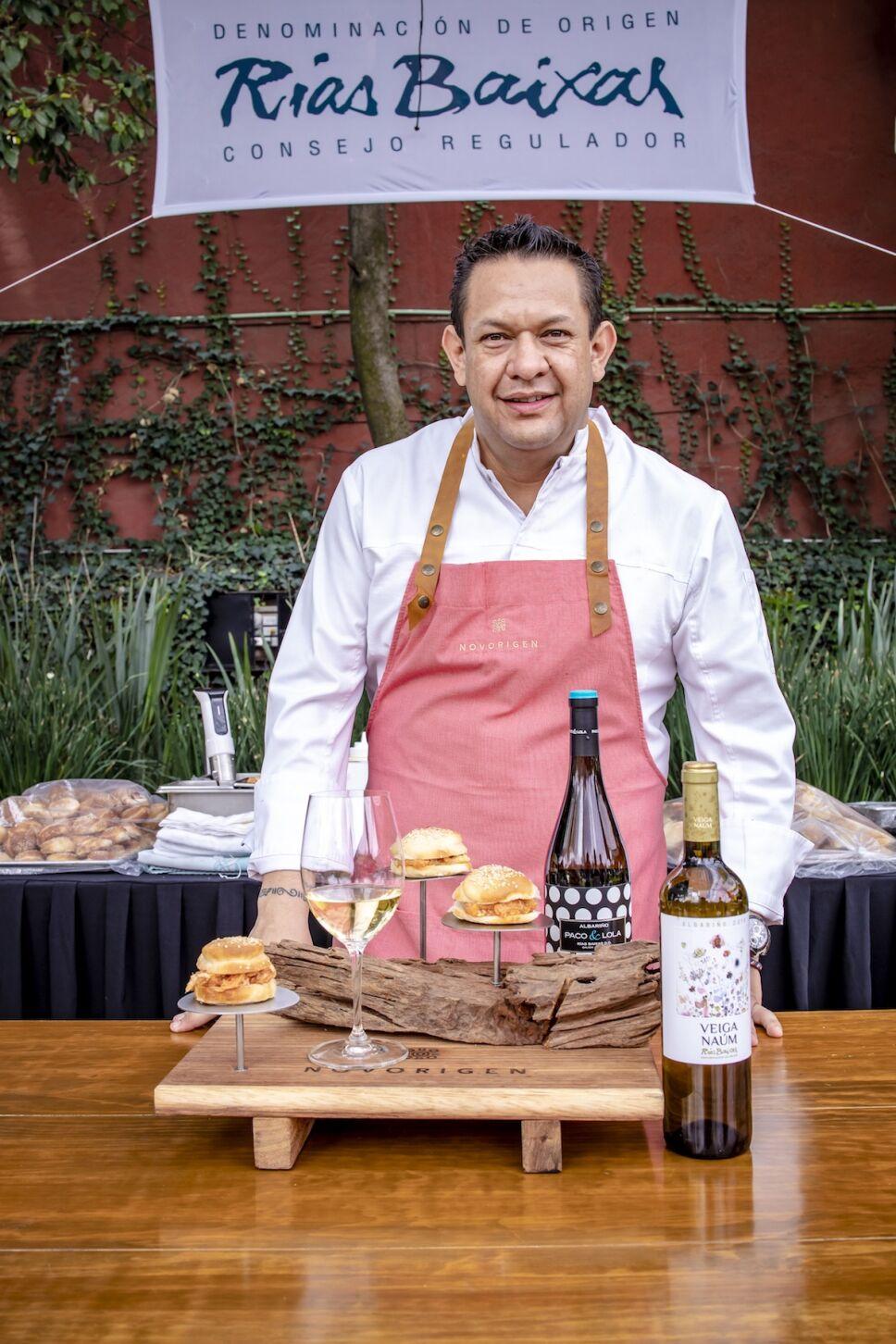 Omar Mendez chef