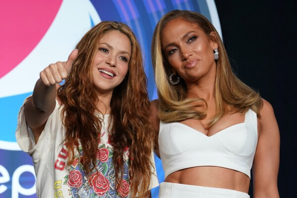 ¡Shakira y Jennifer López incendian Miami!