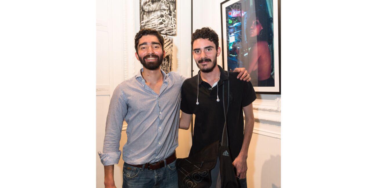 Juan Carlos Nuñez y Genaro Espinosa