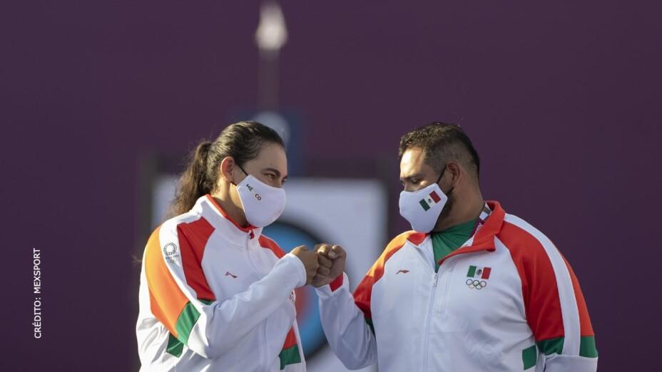 Alejandra Valencia y Luis Abuelo Álvarez