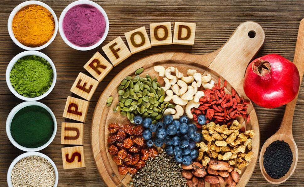 Superfoods para el pelo / Foto : Especial