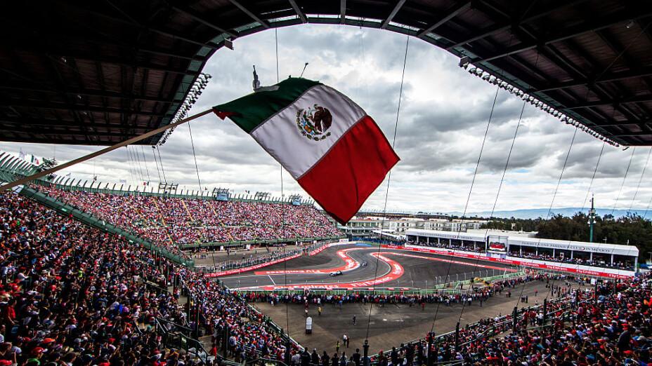 Gran Premio de la Ciudad de México mantiene su fecha para 2020