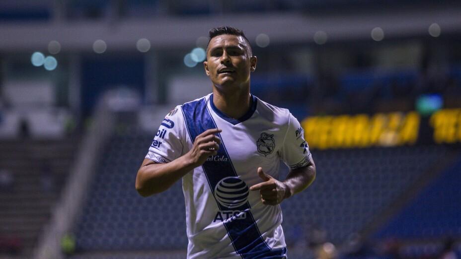 Osvaldo Martínez por parte del Puebla