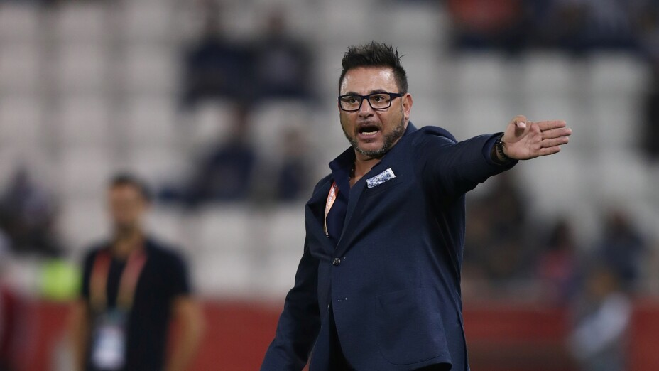 Antonio Mohamed Rayados Mundial de Clubes