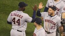 Los Astros vencen 9-1 a los Red Sox