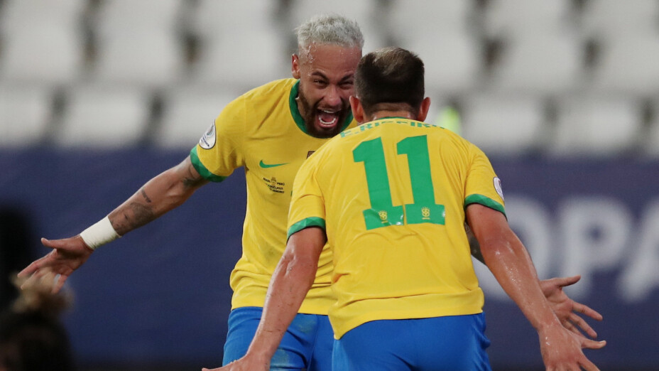 Brasil Copa América 2021