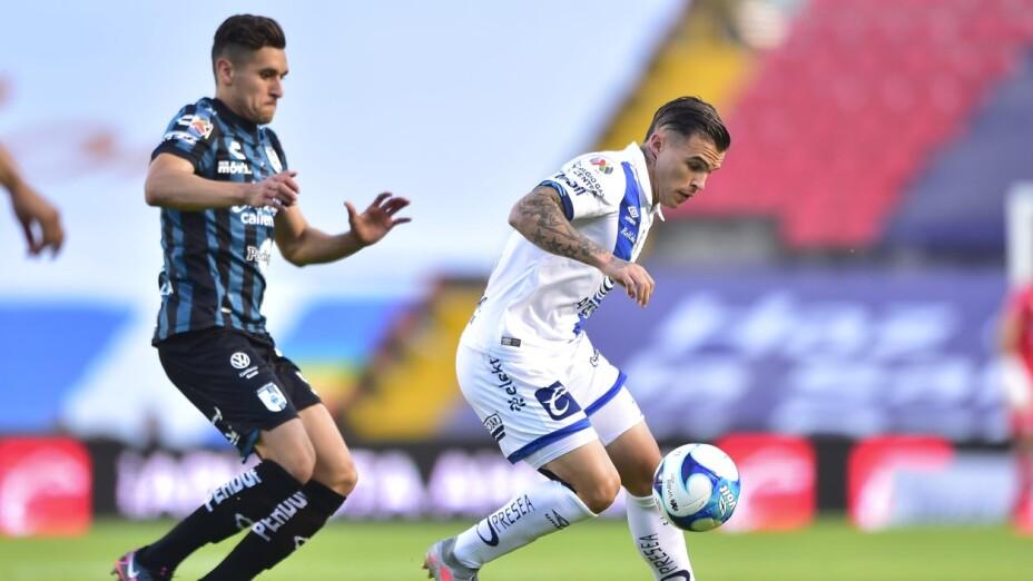 Puebla vs Querétaro