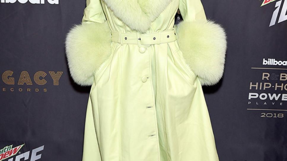 cardi b abrigo
