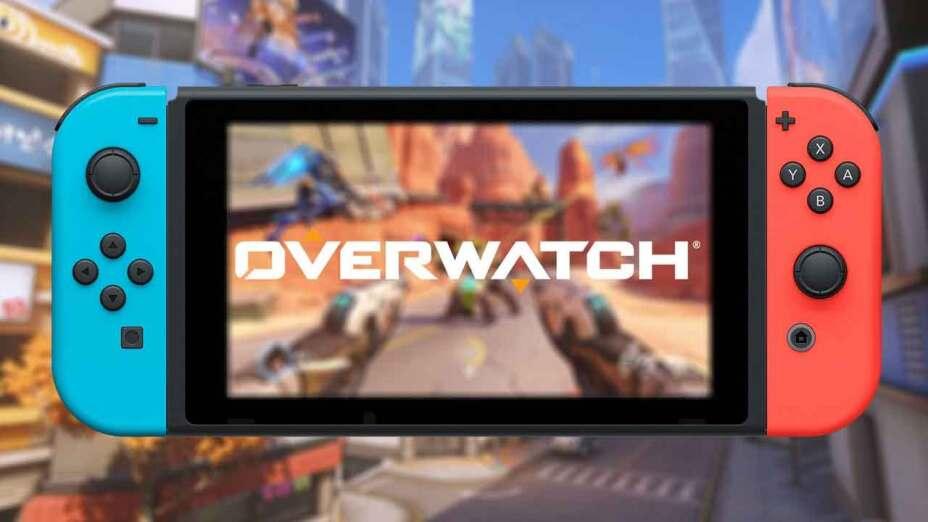 Overwatch ser´á gratis para Switch
