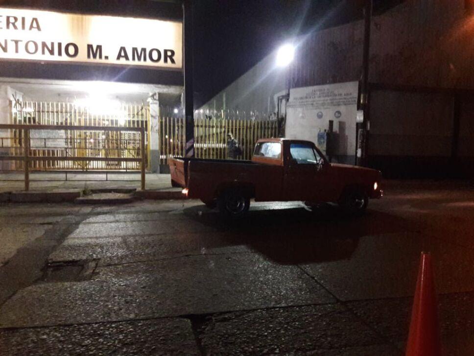 Camioneta Salamanca