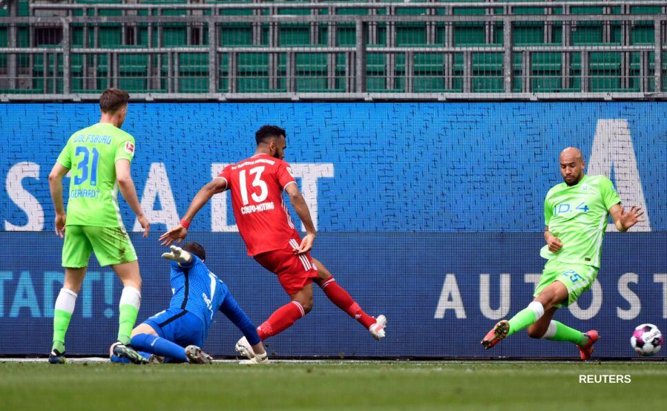 Wolfsburgo vs Bayern Munich