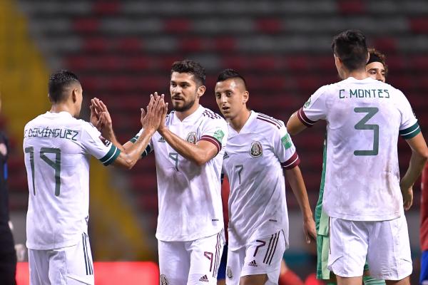 En vivo México vs Panamá Qatar 2022 eliminatorias.